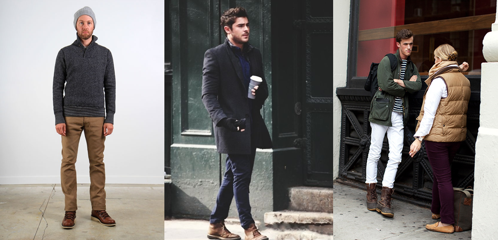 Style Guide: Mens Boots | MandM Direct Loves